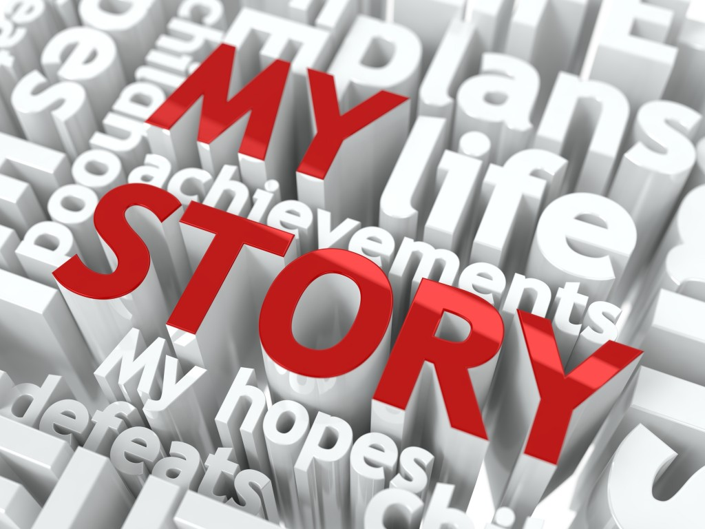 I blog to tell your story